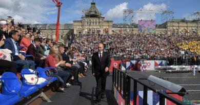 Pet miliona Rusa napustilo Putinovu Rusiju