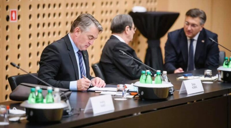Željko Komšić na EU samitu u Ljubljani: Obnova EU integracija kroz jednakost građana