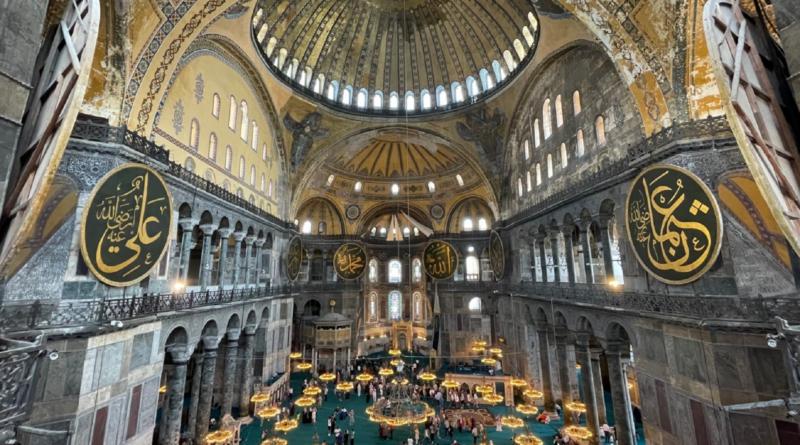 Aja, Sofija, posjeta, pretvorena u džamiju, turisti