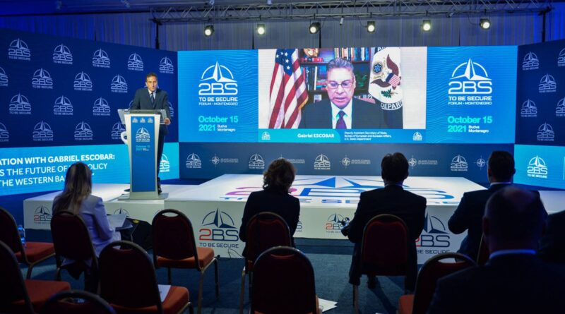 Eskobar: Na samitu NATO-a izražen stav da je opasno dijeliti sve informacije sa novom Vladom Crne Gore