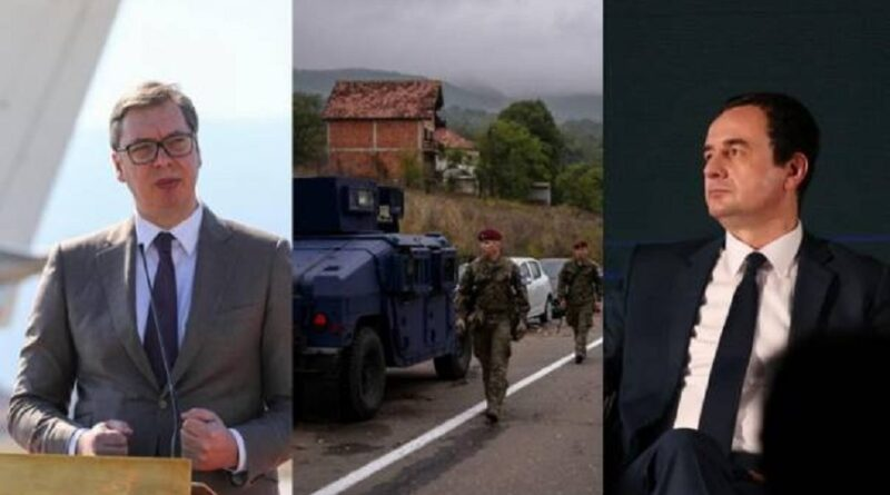 Brisel, Srbija, Kosovo, Kurti, Vučić