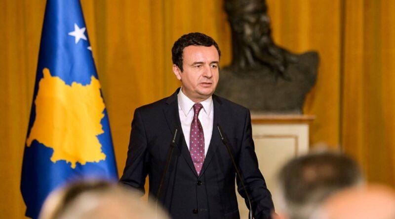 Kurti pozvao Srbe iz Mitrovice da ne nasedaju na izveštavanje nekih medija u Srbiji