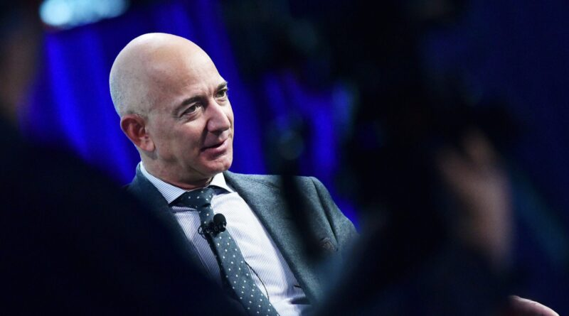 Jeff Bezos on learning from failure