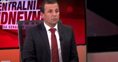 Vukanović: Nisam zabrinut dok su Bakir i Dodik ovako nasmijani! Ovo je njihova predstava!